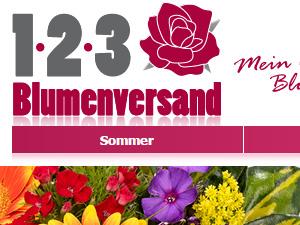 1-2-3-Blumenversand