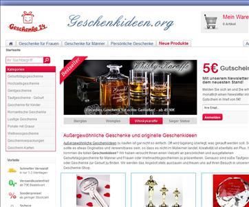 Geschenkideen.org