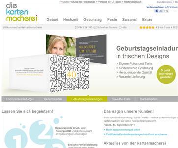kartenmacherei.com