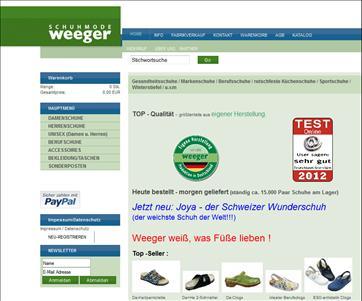 Schuh-weeger.de